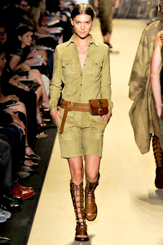 Michael Kors Spring Summer 2012 RTW Collection