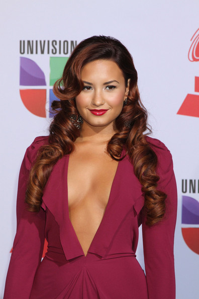 Demi Lovato Red Hair Color 3