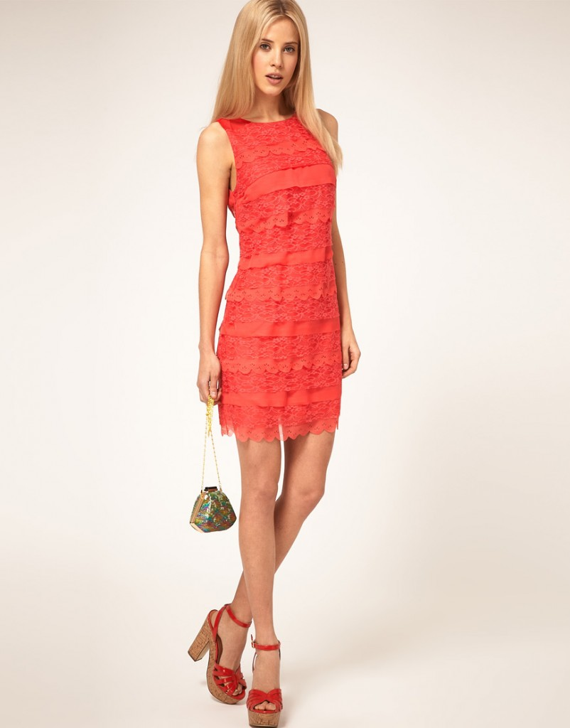 Valentines Day Dresses and Outfits for 2012 3