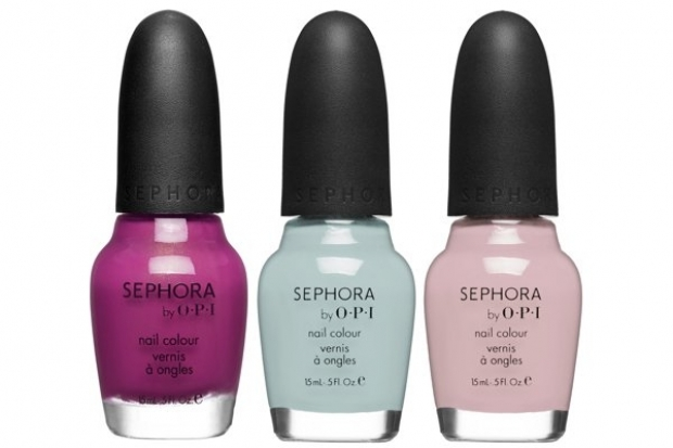 Betsey Johnson for Sephora by OPI Nail Polish Collection ...