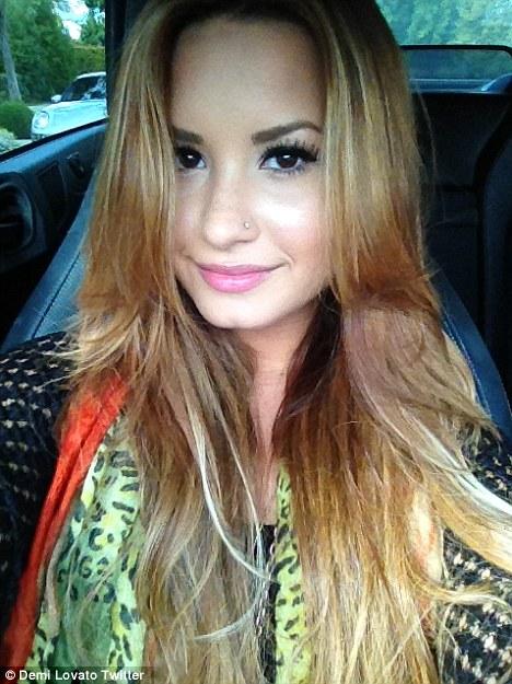 demi lovato hair color blonde wwwpixsharkcom images