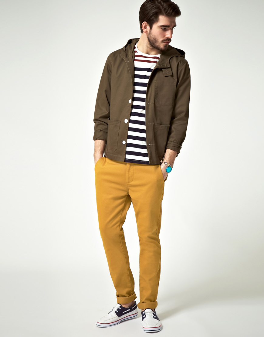 2012 Spring And Summer Fashion Trends For Men Fashion Trend Seeker