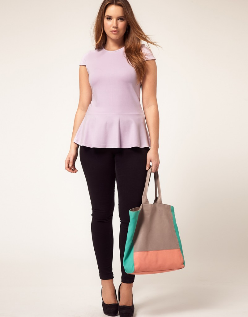 Spring / Summer 2012 Plus Size Fashion Trends