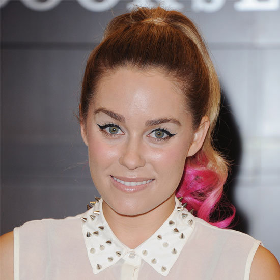 Lauren Conrad Pink Hair