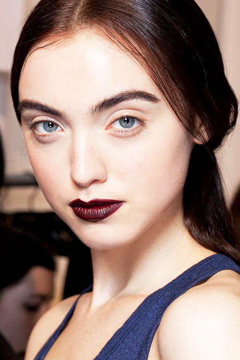 2012 Fall Makeup And Beauty Trends