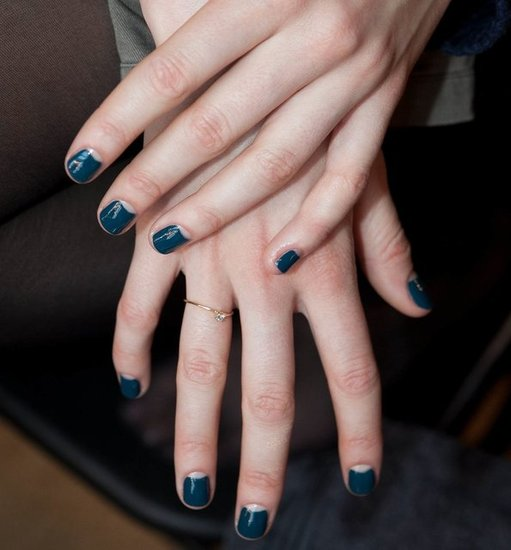 Nail Color Trend: Moda New York: 2012-2013 Fall Winter Nail Trend ( 2012