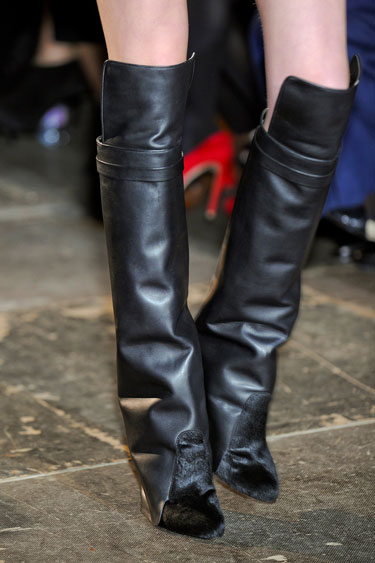 2012 Fall Must Haves – Over The Knee Boots