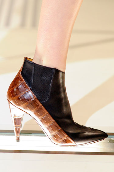 2012 Fall and 2013 Winter Boot and Shoe Trends