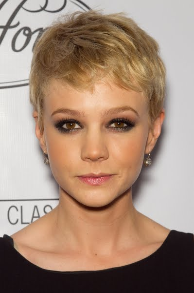 Edgy 2012 Fall and 2013 Winter Haircut Trends