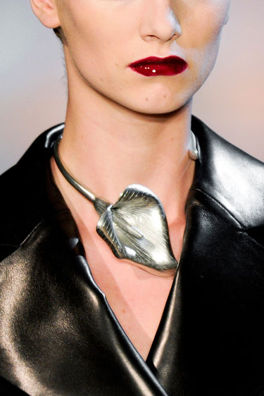 Fall 2012 and Winter 2012 Jewelry Trends
