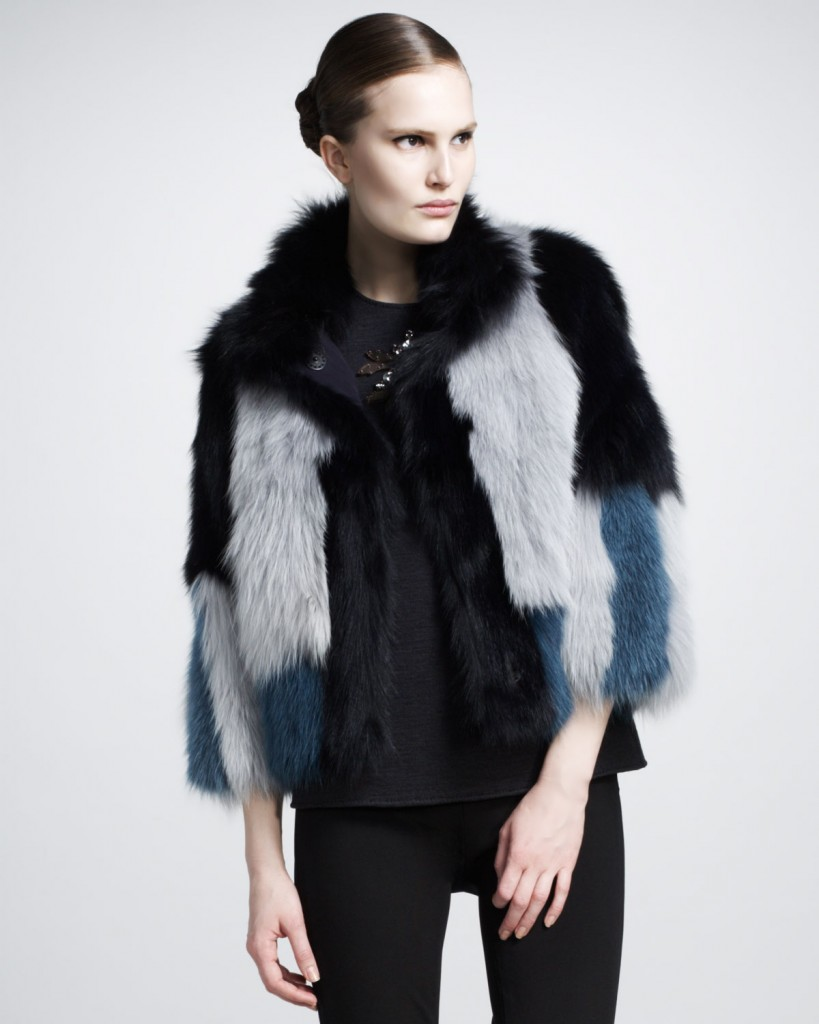 Fall's Edgiest Trend – Colored Fur