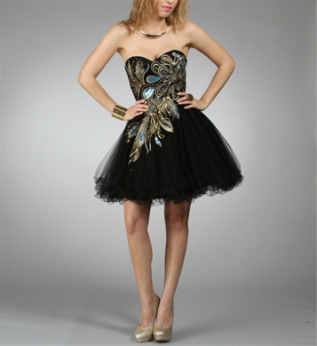 Homecoming Dress Trends For 2012