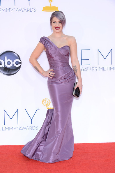 2012 Primetime Emmy Award Dress Trends – One Shoulder Gowns