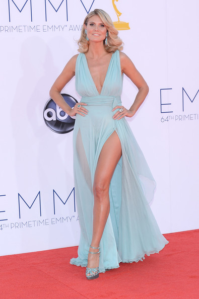 64th Annual Primetime 2012 Emmy Awards – Best Dressed Red Carpet Fashion