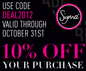 Lets Get Shopping! Online Shopping Discounts For Oct 1st – 8th