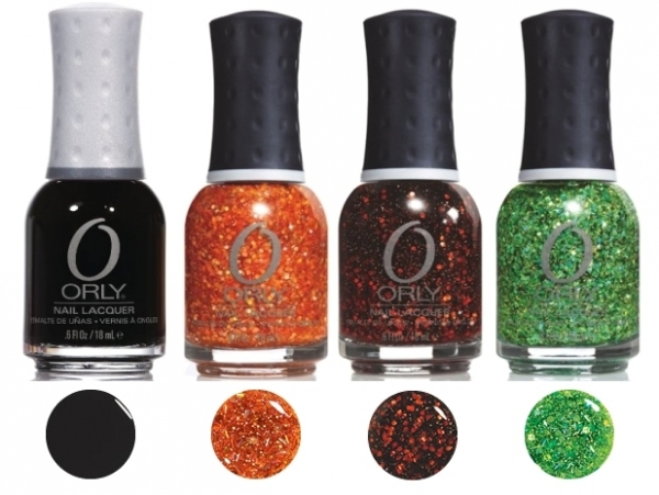 Orly Spellbound Halloween 2012 Nail Polish Collection