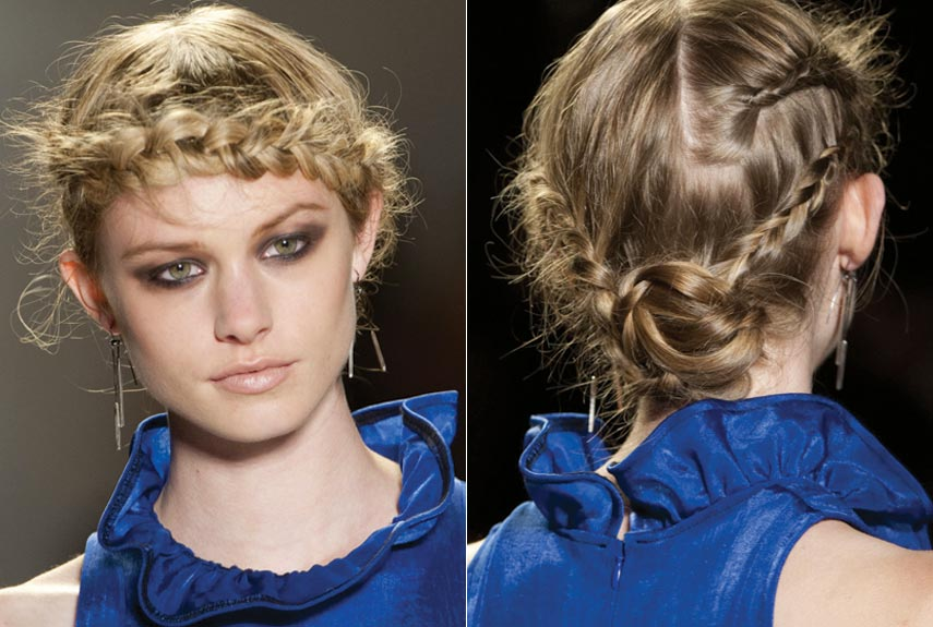 to get a sneak peak at some of the Spring / Summer 2013 Hair Trends
