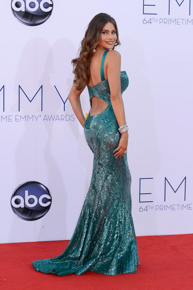 She Wore What? Stunning Sexy Gowns From The 2012 Primetime Emmy Awards