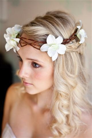 Enjoy More 2013 Wedding Hairstyles