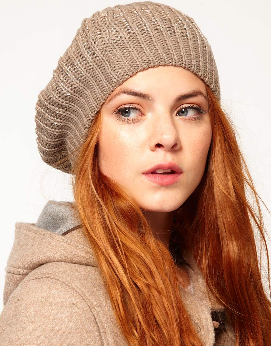 2012 Fall and 2013 Winter Hat Trends 5