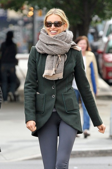 Celebrity Style - Celebs Spotted in Fall / Winter Coats