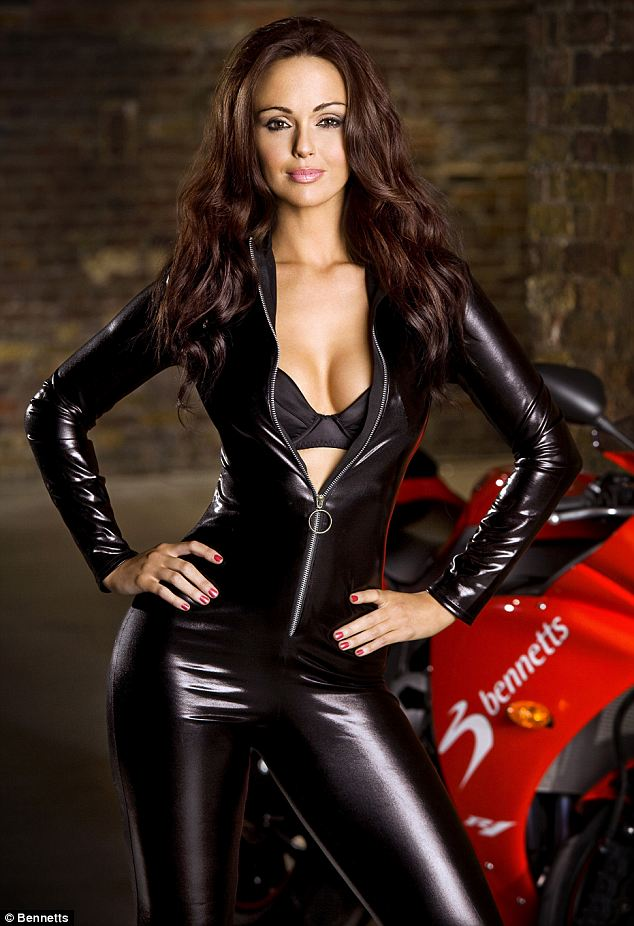 Motorcycle clothes for busty women