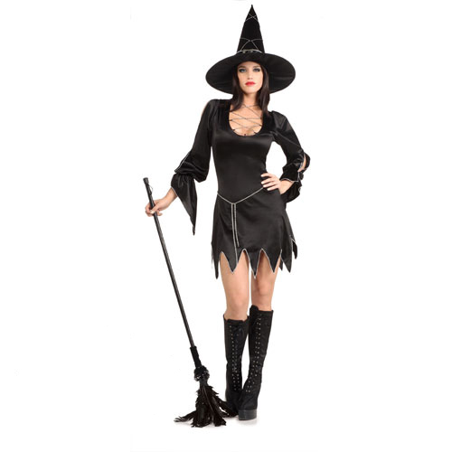DIY Halloween Costume Idea - Sexy Witch 2