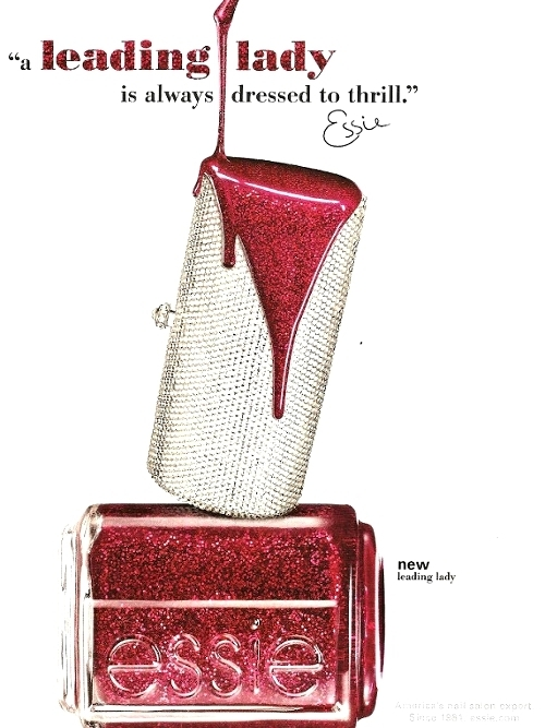 Essie Leading Lady Winter 2012 Nail Polish Collection
