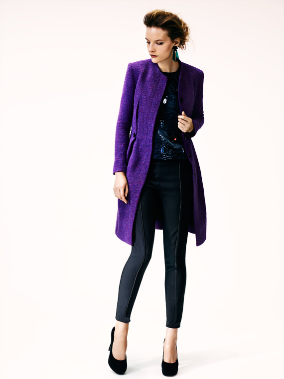 Winter 2012 Lookbook for Women and Men - Fashion Trend Seeker