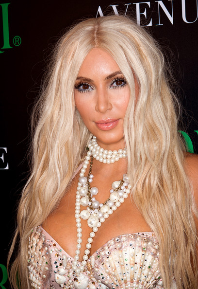 Kim Kardashian's 2012 Halloween Mermaid Costume 2