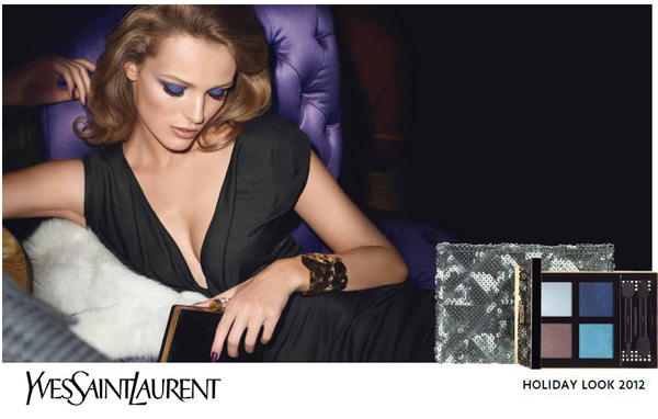 YSL Northern Lights Holiday 2012 Makeup Collection