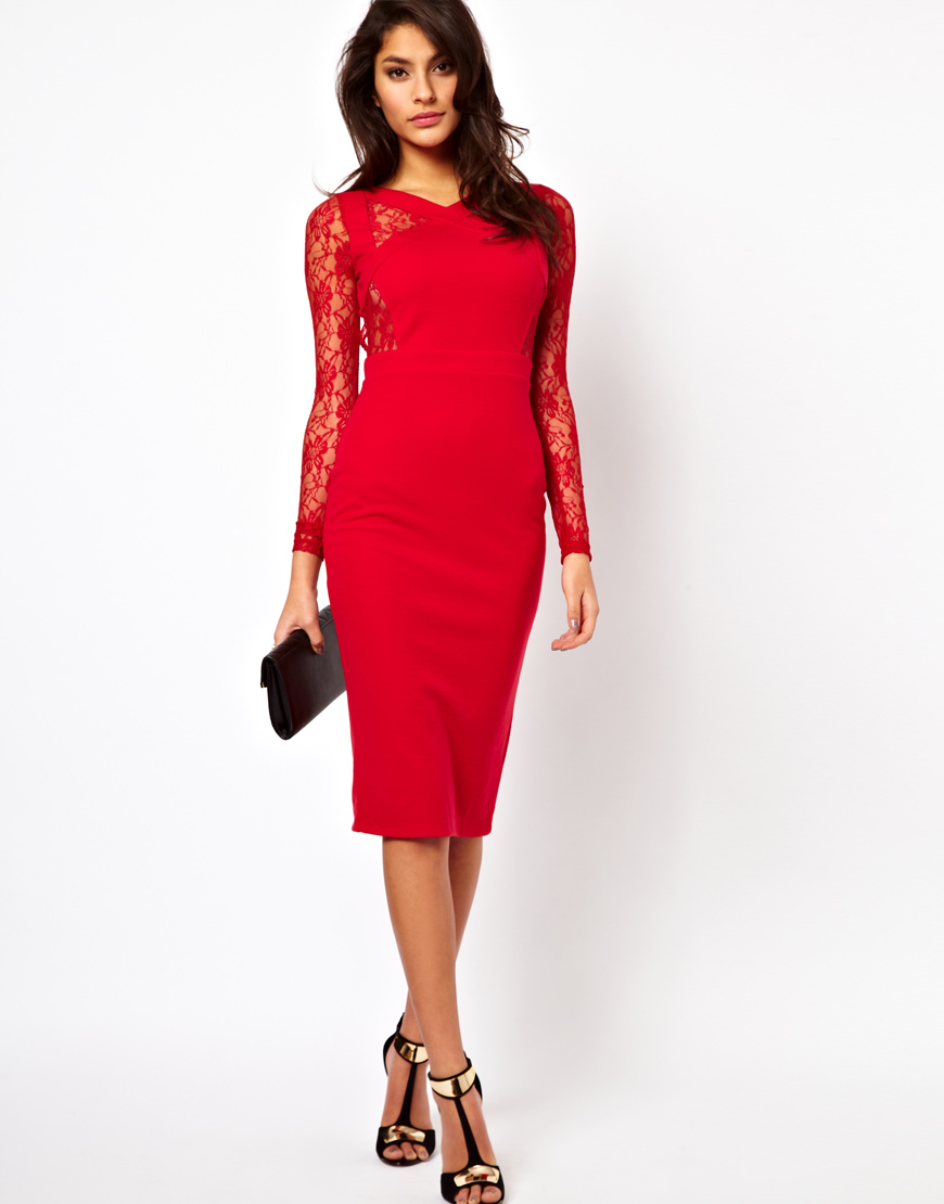 2012 Christmas and Holiday Dresses - Fashion Trend Seeker
