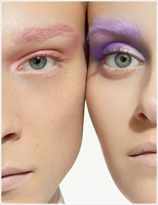 MAC Pressed Pigments Collection for Spring 2013