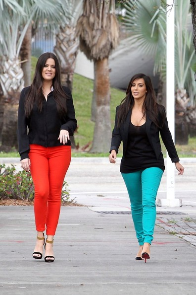 Winter Trend Alert – Bold Colored Jeans