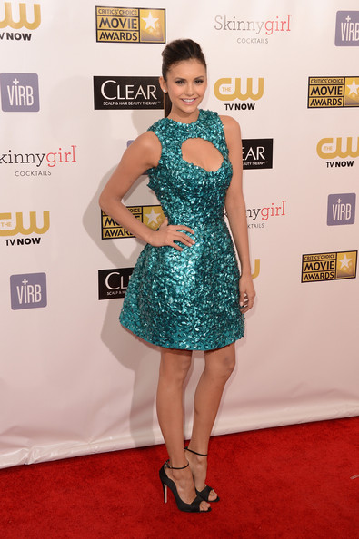 18th Annual 2013 Critics' Choice Movie Awards Best Red Carpet Fashion