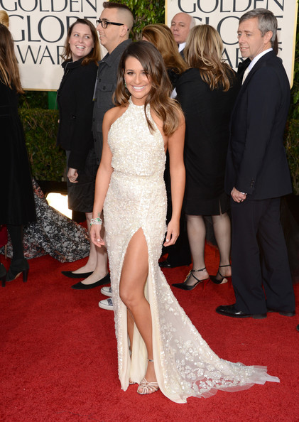 2013 Golden Globe Award Dress Trends - Beaded and Sequin Gowns