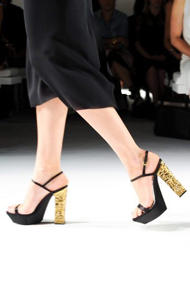 2013 Spring and Summer Footwear, Sandal and Shoe Trends 2