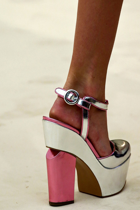 2013 Spring and Summer Footwear, Sandal and Shoe Trends 3