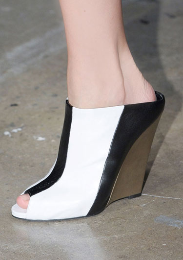 2013 Spring and Summer Footwear, Sandal and Shoe Trends 4