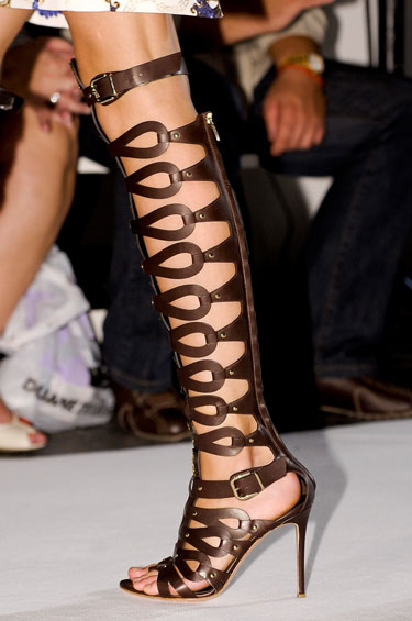 2013 Spring and Summer Footwear, Sandal and Shoe Trends 5