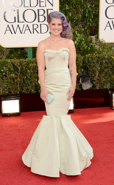 70th Annual Golden Globe Awards Fashion – Mermaid Gowns and Dresses