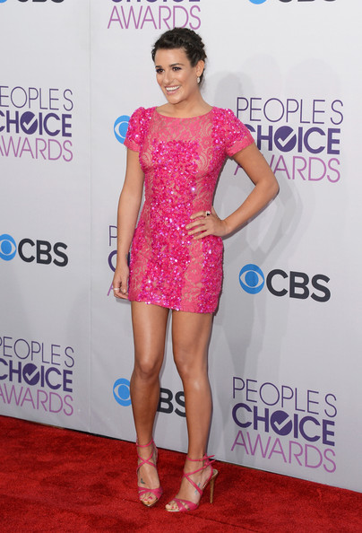 Best Fashion Looks Trending At The 2013 People's Choice Awards