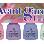 China Glaze Avant Garden Spring 2013 Nail Polish Collection 3