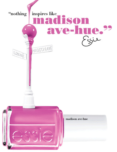 Essie Spring 2013 Madison Ave-Hue Nail Polish Collection
