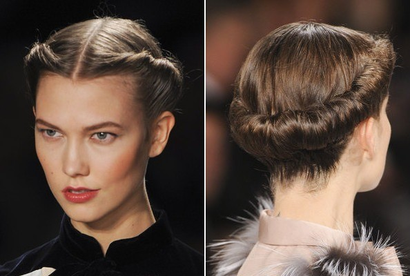 2013 Fall Winter 2014 Hair Trends