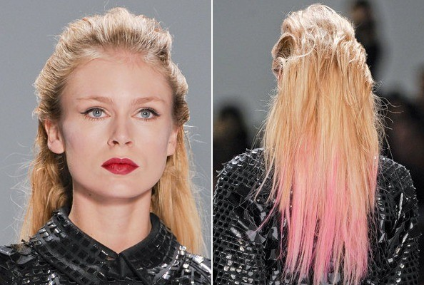 2013 Fall  -  Winter 2014 Hair Trends 3