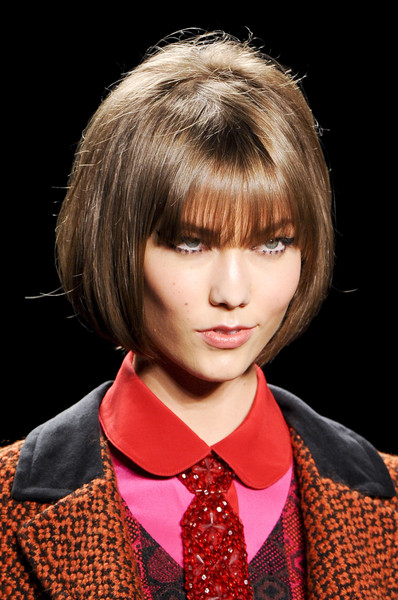 2013 Fall  -  Winter 2014 Hair Trends 8