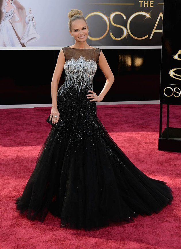 2013 Oscar Dress Trends – Beaded and Sequin Gowns - Fashion Trend Seeker