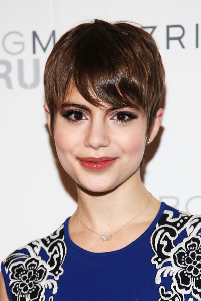 2013 Spring and Summer Haircut Trends