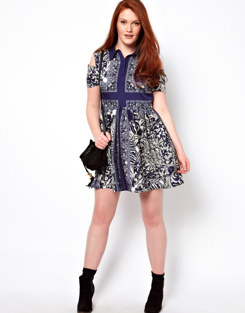 2013 Spring and Summer Plus Size Fashion Trends 6
